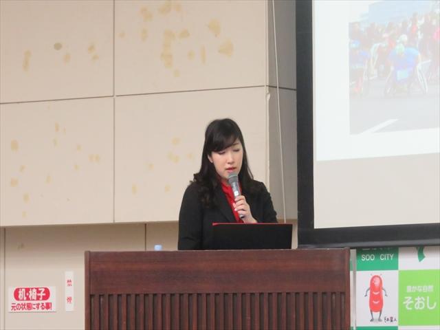 櫻井恵里子さん